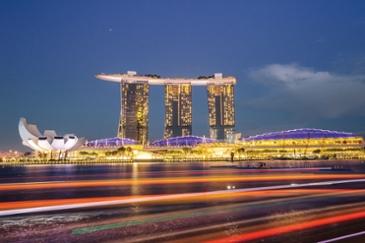 싱가포르에서  단 한 곳만 갈 수 있다면, 마리나 베이 샌즈 호텔