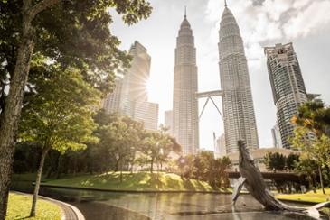 말레이시아의 두 가지 매력