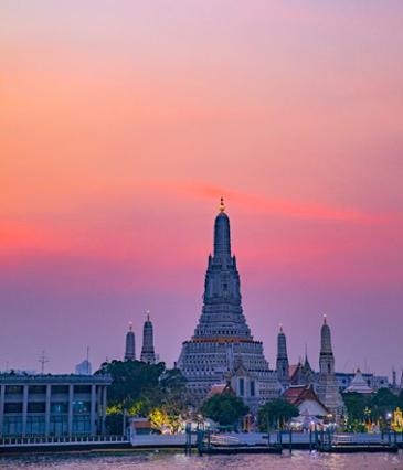 특별함과  평범함 사이의  방콕