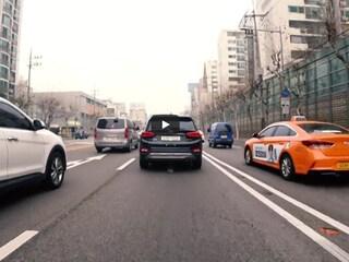 미세먼지 가장 심한 날에 서울 주행
