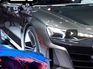 아우디 신형 A6, A7, A8, e-tron GT, Q4 e-tron 아우디의 현재와 미래 톺아보기 [2019 제네바 모터쇼]