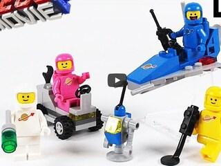 레고 무비2 70841 베니의 우주 전대(The LEGO Movie2 Benny's Space Squad) - 리뷰