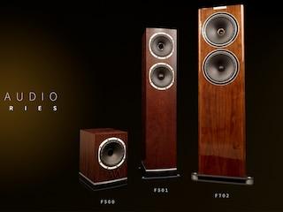 [리뷰] 스피커로 스코틀랜드 독립을 꿈꾼다 - Fyne Audio F500, F501, F702