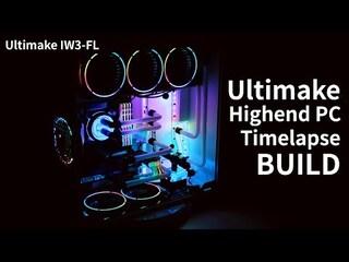 얼티메이크 하이엔드PC 조립 타임랩스 (Ultimake IW3-FL)