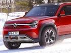폭스바겐이 개발중인 소형 전기 SUV..판매 가격은 2000만원?