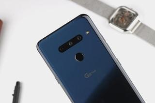 LG G8 ThinQ 개봉기!