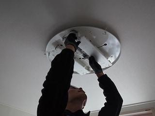 다빈치 LED램프에서 어두운 형광등을 LED등으로 교체해서 밝은 집 만들었어요~