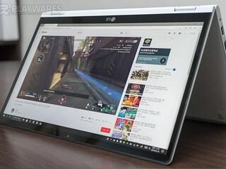 LG 그램 2in1 14T990-GA36K 리뷰