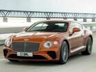 벤틀리, 컨티넨탈 GT V8 공개..연료 효율 향상에 집중