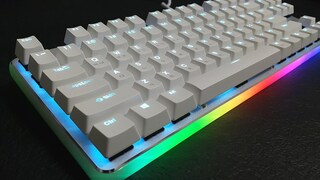마이크로닉스 GANSS 87PRO RGB 스피드 은축