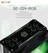 ID-COOLING SYNC RGB 공냉쿨러 SE-224-RGB 출시 소식.