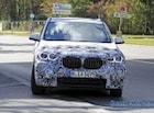 BMW X1 페이스리프트 막바지 테스트