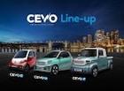 2019 서울모터쇼 - 캠시스, 초소형 전기차 \'CEVO(쎄보)-C\' 공개