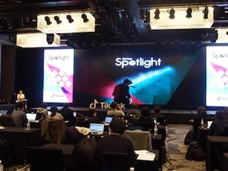 틱톡 뮤지션 발굴 프로그램 '틱톡 스포트라이트' 프로젝트 발표 기자간담회