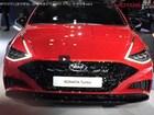현대차 신형 쏘나타 1.6 터보,하이브리드(쏠라패널) : 2019 서울모터쇼 어머 이차는 꼭 봐야해 vol.3