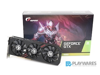 Colorful iGame GeForce GTX 1660 Ultra D5 6GB 리뷰