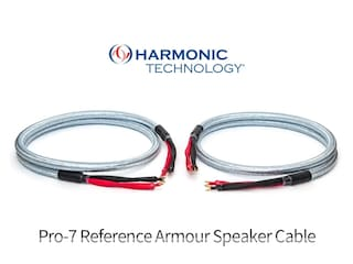 음악 속으로 진군하라  Harmonic Technology Pro-7 Reference Armour Speaker Cable