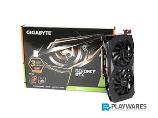 GIGABYTE Geforce GTX 1660 UDV OC D5 6GB 리뷰