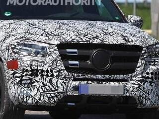 벤츠, 대형 SUV GLS 뉴욕오토쇼서 공개..BMW X7과 경쟁