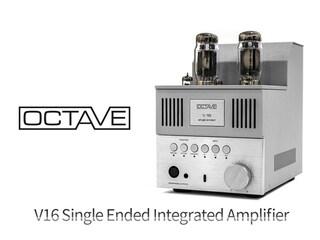 진짜로 중요한 것이 무엇일까?  Octave V16 Single Ended Integrated Amplifier