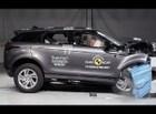 신형 랜드로버 이보크, 유로앤캡(Euro NCAP) 별 5개 만점 획득