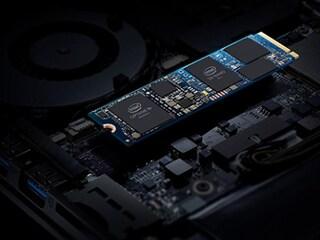 인텔 옵테인 메모리 H10 솔리드 스테이트 스토리지 미디어 브리핑