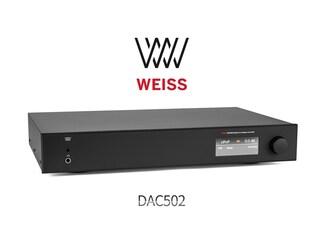 강력한 DSP로 새로운 DAC 세상을 탐하다,  Weiss DAC502
