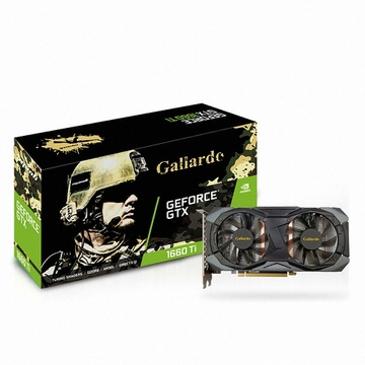 MANLI GeForce GTX 1660 Ti Gallardo D6 6GB 리뷰