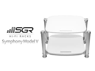 버젓이 되살아난 오디오 랙의 강렬한 유혹  SGR Audio Symphony Model V