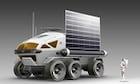 브리지스톤, 우주 탐사 프로젝트 참여..달 표면 접지력 연구