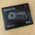 NVMe SSD 업그레이드를 위한 선택, ADATA XPG SX6000 Lite 512GB