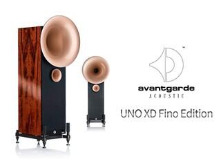 Fino에 압축한 아방가르드 사운드의 정수 - Avantgarde Acoustic UNO XD Fino Edition