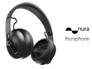 헤드폰의 가장 가까운 미래   Nura Nuraphone