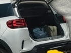 시트로엥 C5 에어크로스 트렁크 리뷰, 골프백 들어갈까?