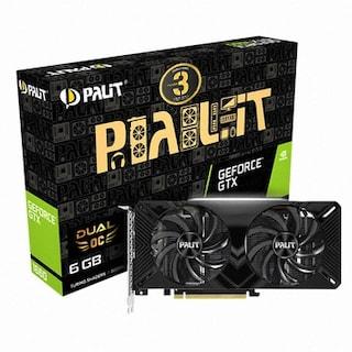 [낙찰 공개] PALIT 지포스 GTX 1660 Dual OC D5 6GB