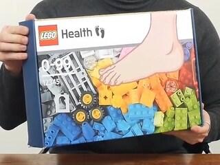 레고 발바닥 지압팩 출시! 직접 체험해봤습니다.