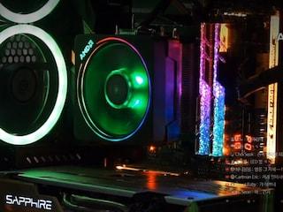 [쿠킹PC 라이브] AMD 50주년 하루 지난 생파! ㅊㅋㅊㅋ!