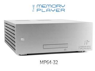 [리뷰] IQ 200이 만든 지터 프리 디지털 트랜스포트 The Memory Player MP64-32