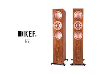 [리뷰] 케프의 전통과 혁신을 한 몸에 KEF R7