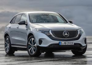 벤츠의 첫 번째 순수전기 SUV \'EQC\' 올 7월 유럽 판매 돌입