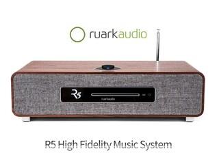 [리뷰] 미니멀리즘 최고의 동반자 Ruark Audio R5