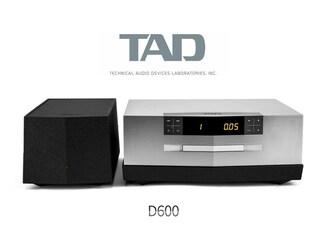 [리뷰] 디스크 덕후를 위한 고품격 디스크 플레이어/DAC TAD D600