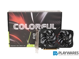 Colorful GeForce GTX 1650 Gaming GT D5 4GB 리뷰