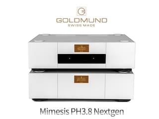 [리뷰] 골드문트 아날로그의 숲속으로 Goldmund Mimesis PH3.8 NextGen