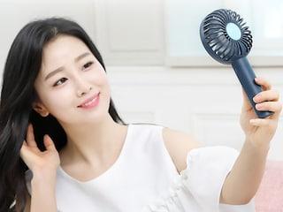 올해도 휴대용 선풍기로 무더위 극복~! [차트뉴스]