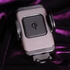 차량에서 보다 편리하게 스마트폰 충전을 씨앤에스파워, 커네틱 오토 고속 무선 충전기 CMW-108BK