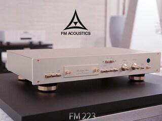 [리뷰]LP 재생의 엔드 게임 FM Acoustics FM223 PhonoMaster