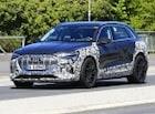 [스파이샷]Audi e-tron Quattro \'S\'