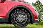 GM-미쉐린, 2024년 펑크 안 나는 에어리스 타이어 출시