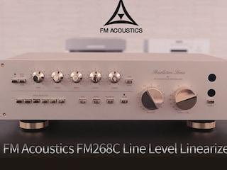 [리뷰] 신들린 듯한 지휘자를 보았다 FM Acoustics FM268C Line Level Linearizer